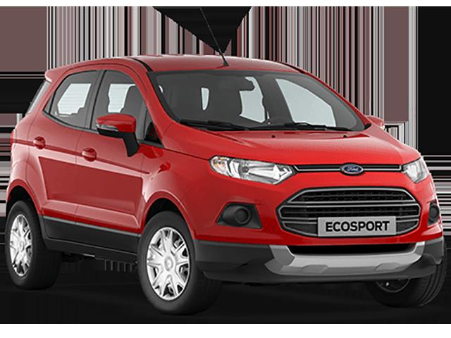 Новый Ford EcoSport TREND 1.6