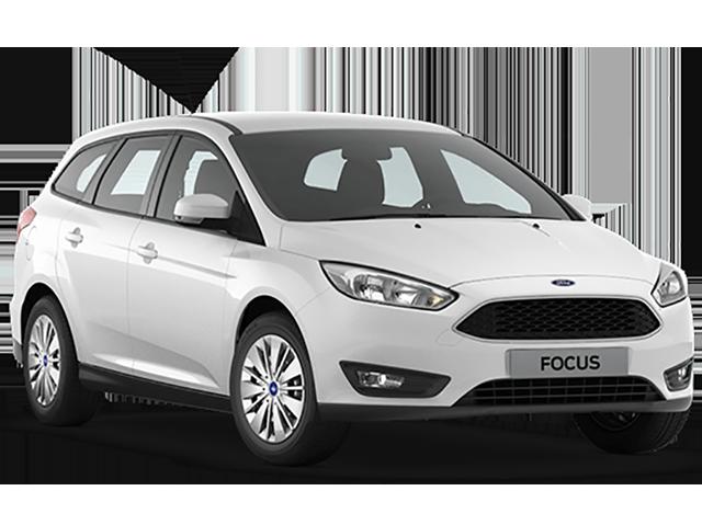 Новый Ford Focus TREND 5W 1.6