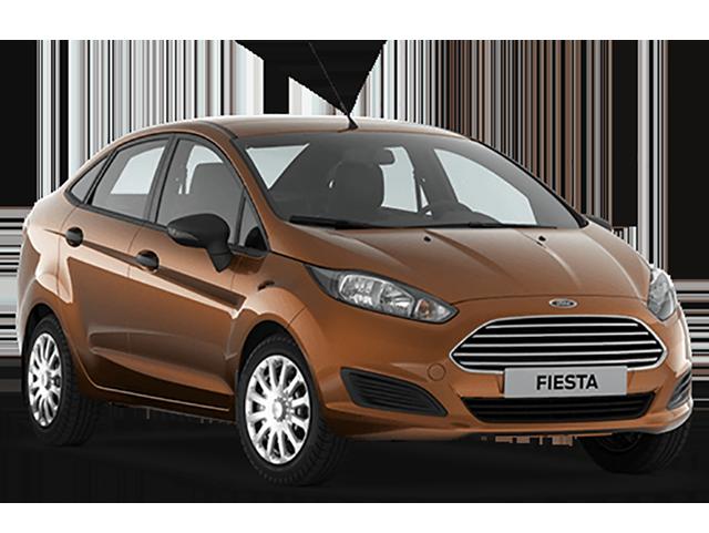 Новый Ford Fiesta TITANIUM 4-DOOR 1.6