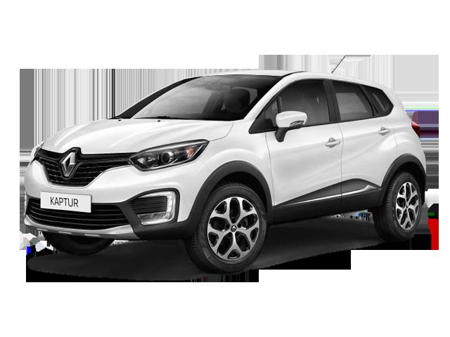 Renault Kaptur новый #1