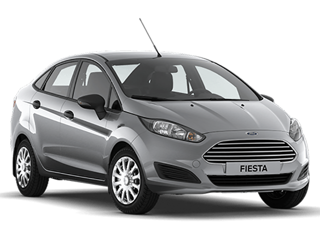 Новый Ford Fiesta TREND 4-DOOR 1.6