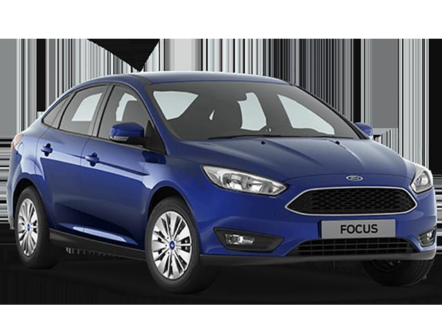 Новый Ford Focus TITANIUM 4-DOOR 1.6
